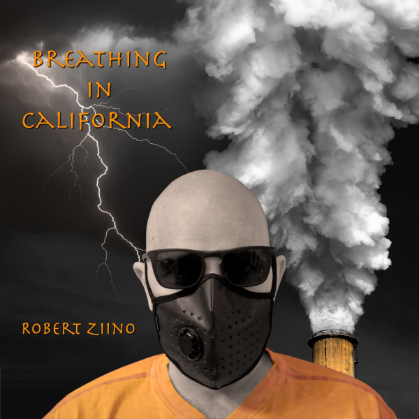 Breathing in California Cover