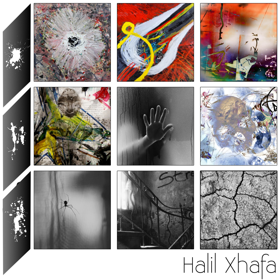 halil xhafa experimental artist