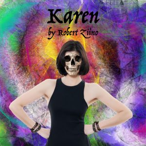Karen CD Cover