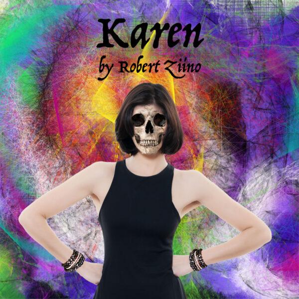 Karen CD Cover