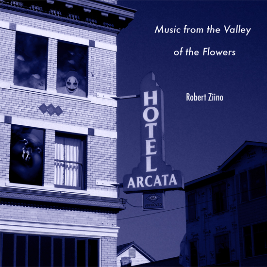Music from the Valley of the Flowers Cover